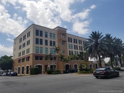 Coral Gables Commercial For Sale: 814 Ponce De Leon Bl #306