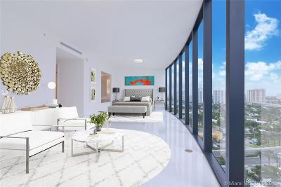 Miami-Dade County Condo For Sale: 18555 Collins Ave #1705
