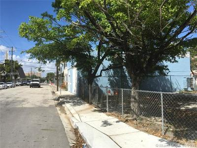 Miami-Dade County Commercial For Sale: 867 SW 1st St