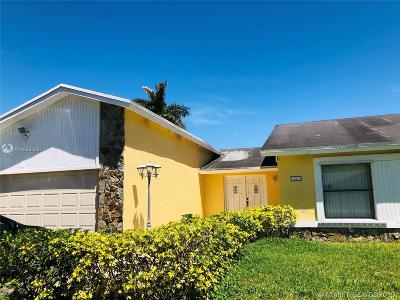 Cooper City Single Family Home For Sale: 11517 SW 59th Ct