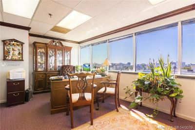 Bay Harbor Islands Commercial For Sale: 1111 Kane Concourse #616