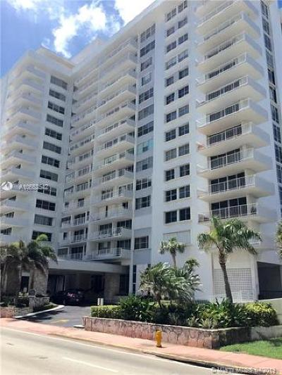 Miami Beach Condo For Sale: 5750 Collins Ave #16-G-H