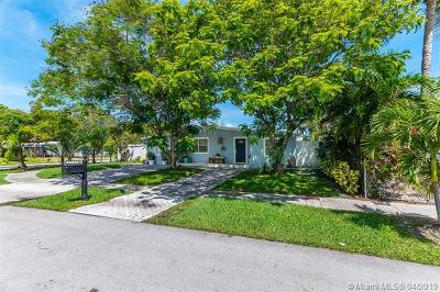 Pompano Beach Single Family Home For Sale: 4150 NE 12th Ter
