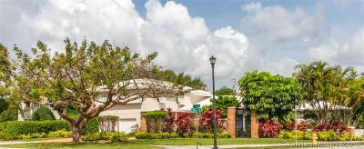 Miami Shores Single Family Home For Sale: 9780 NE 5th Ave Rd