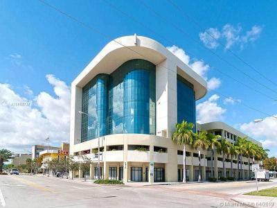 South Miami Commercial For Sale: 5975 Sunset Dr #604