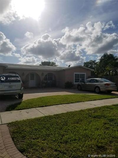 Miami Single Family Home For Sale: 8430 SW 129th Ave