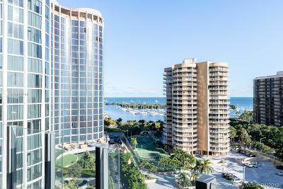Coconut Grove Condo For Sale: 2831 S Bayshore Dr #1001