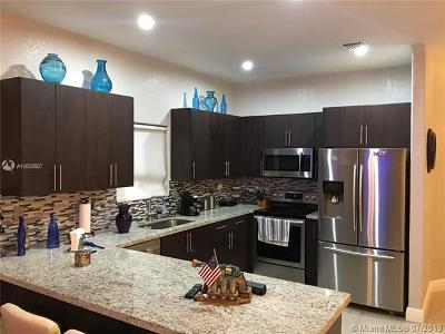 Single Family Home For Sale: 16124 SW 55th Ter