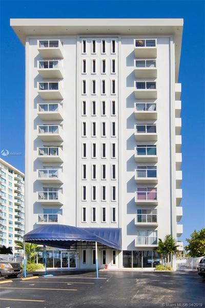 Miami Beach Condo For Sale: 5313 Collins Ave #1009