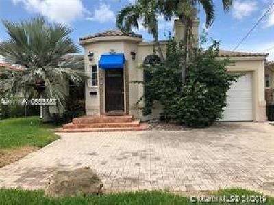 Surfside Single Family Home For Sale: 8926 Emerson Ave
