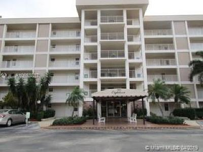 Pompano Beach Condo For Sale: 3001 S Course Drive #107