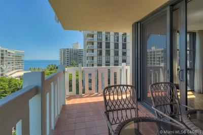 Key Biscayne Condo For Sale: 1121 NE Crandon Blvd #E702