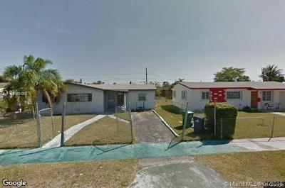 Miami Single Family Home For Sale: 10750 SW 221st St
