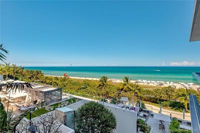 Miami Beach Condo For Sale: 2301 Collins Ave #511