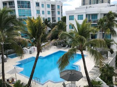 Miami Beach Rental For Rent: 110 Washington Ave #1518