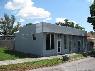Miami-Dade County Commercial For Sale: 689 NW 45th St