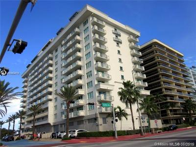 Surfside Condo For Sale: 9499 Collins Ave #308