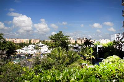 Aventura Condo For Sale: 19667 Turnberry Way #4H