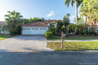 Cooper City Single Family Home For Sale: 10800 Santa Fe Dr