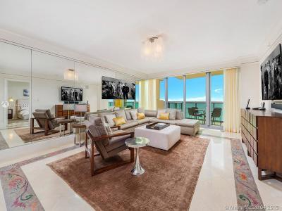 Il Villaggio, Il Villaggio On South Bea Condo For Sale: 1455 Ocean Dr #907