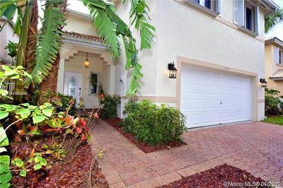 Coconut Creek Single Family Home For Sale: 6333 NW 36th Ave