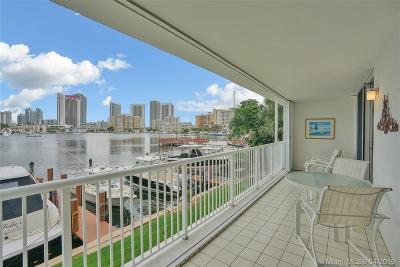 Hallandale Single Family Home For Sale: 410 Golden Isles Dr #208