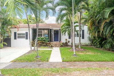 Hollywood Single Family Home For Sale: 1513 Mayo St