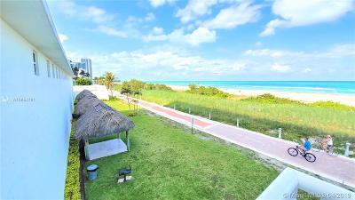 Miami Beach Condo For Sale: 5601 Collins Ave #414
