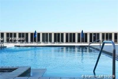 Miami Beach Condo For Sale: 5601 Collins Ave #CU-10