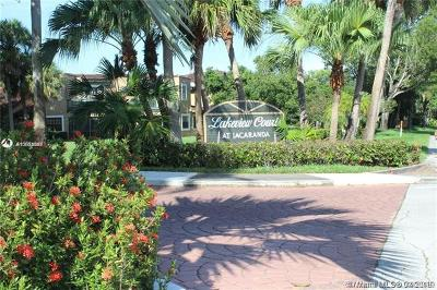 Plantation Condo For Sale: 9059 W Sunrise Blvd #9059