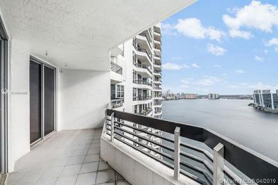 Aventura Condo For Sale: 19101 Mystic Pointe Dr #2304