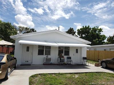 Hollywood Multi Family Home For Sale: 6108 Dewey St