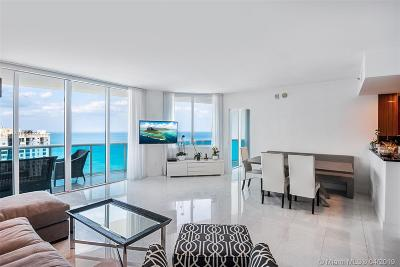 Hollywood Condo For Sale: 2711 S Ocean Dr #2701