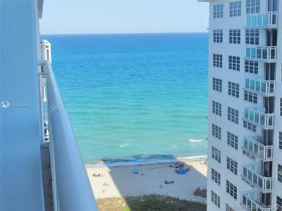 Miami Beach Condo For Sale: 6969 Collins Ave #1504