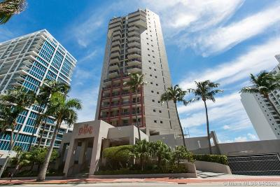 Miami Beach Condo For Sale: 6767 Collins Ave #203