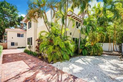 Miami Beach Single Family Home For Sale: 1326 16th St