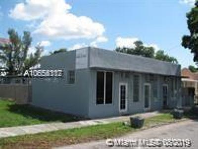 Miami-Dade County Commercial For Sale: 691 NW 45th St
