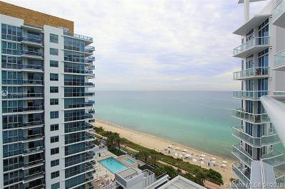 Miami Beach Condo For Sale: 6515 Collins Ave #1710