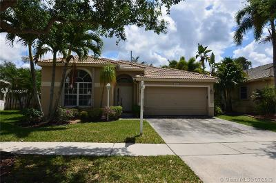 Pembroke Pines Single Family Home Active With Contract: 1191 NW 130th Ave