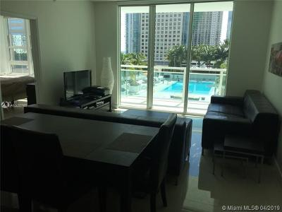 Condo For Sale: 950 Brickell Bay Dr #1207