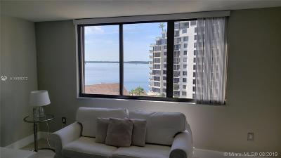 Condo For Sale: 540 Brickell Key Dr #1005
