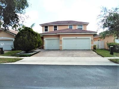 Miramar Single Family Home For Sale: 3033 SW 137th Ave