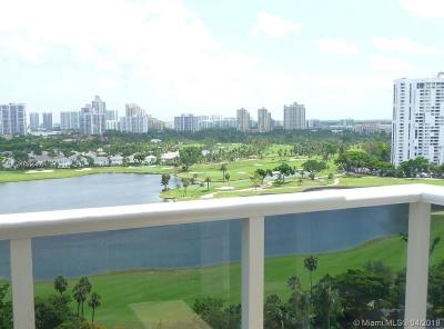 Aventura Condo For Sale: 3675 N Country Club Dr #1704