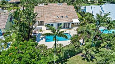 Jupiter Single Family Home For Sale: 106 Regatta Dr
