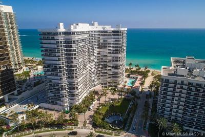 Bal Harbour Condo For Sale: 9601 Collins Ave #1108