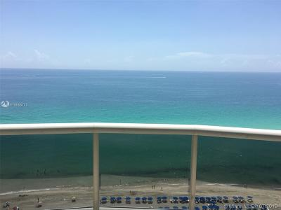 The Pinnacle, The Pinnacle Condo, Pinnacle, Pinnacle Condo, Pinnacle Condominium Rental For Rent: 17555 Collins Ave #2007
