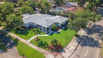 Miami Shores Single Family Home For Sale: 9145 N. Miami Ave