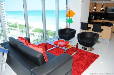 Miami Beach Condo For Sale: 6899 Collins Ave #904