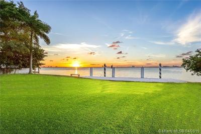 Miami Beach Residential Lots & Land For Sale: 4424 N Bay Rd
