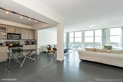 Miami Beach Condo For Sale: 5055 Collins Ave #9K